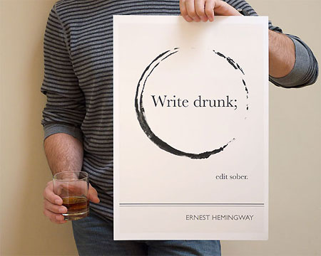 Write Drunk by Obvious State