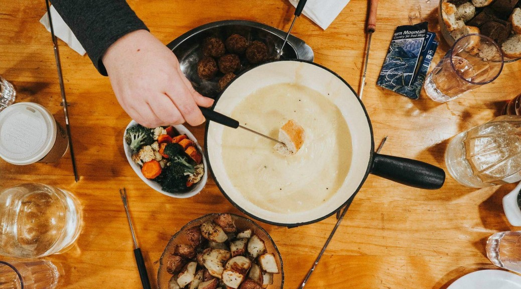 cypress mountain cheese fondue