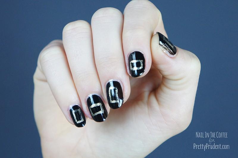 Thanksgiving Nail Art Tutorial