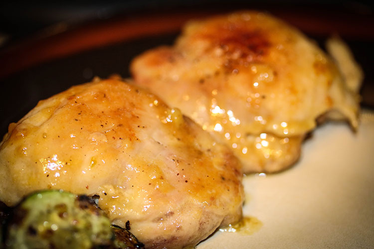 Pretty-Pure-Honey-Dijon-Garlic-Chicken
