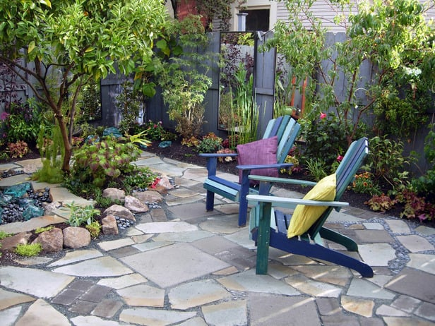 Dreaming of a flagstone patio