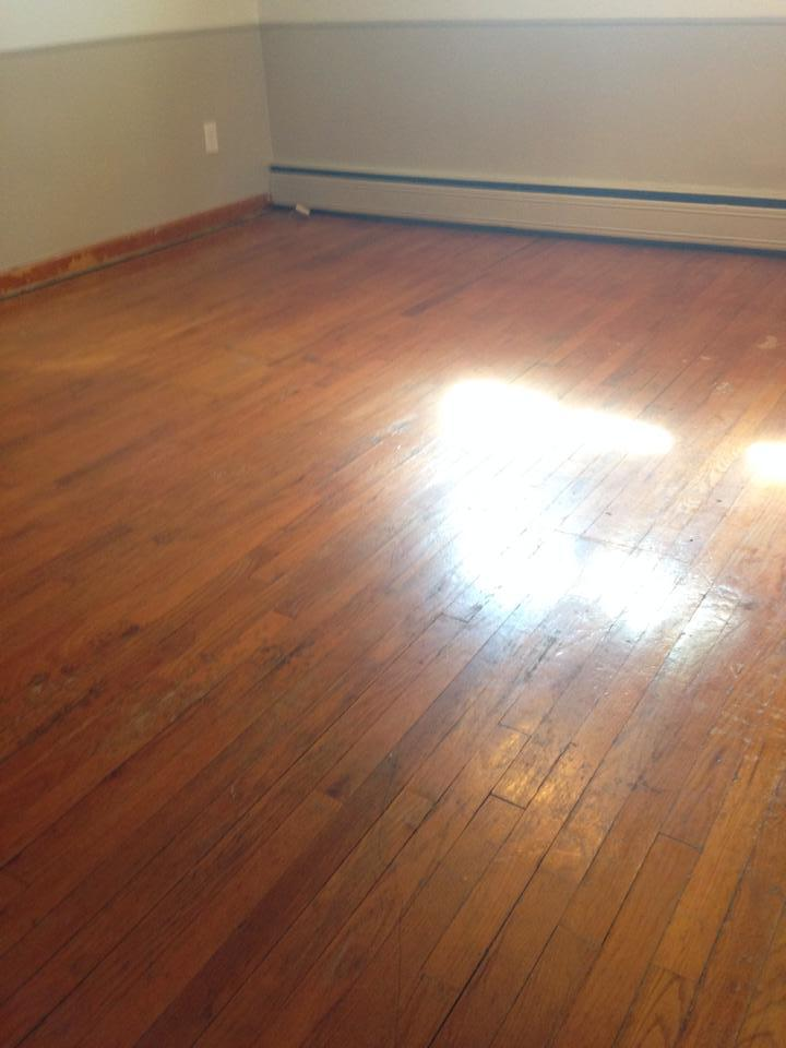 Removing Carpet To Reveal Hardwood Pretty Purple Door