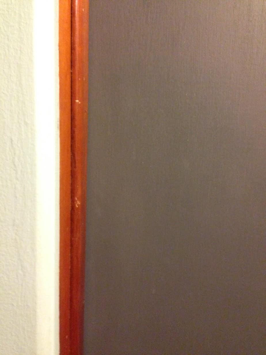 beautiful mozaic violet painting interior doors | Painting Interior Doors | Pretty Purple Door