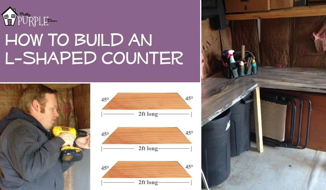 How to Build an L-Shaped Counter