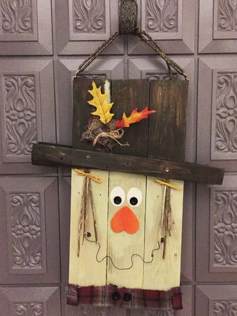 Reversible Pallet Door Hanger for Sale on Etsy