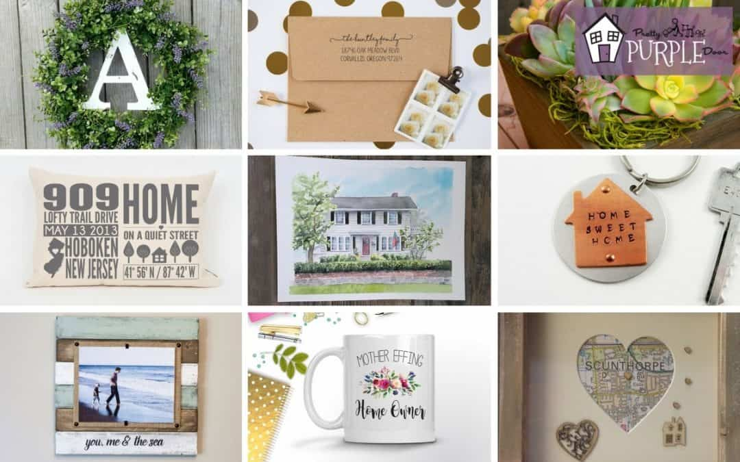 home blessing printables unique housewarming gifts for new home owners