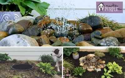 Pondless DIY Fountain Bubbler