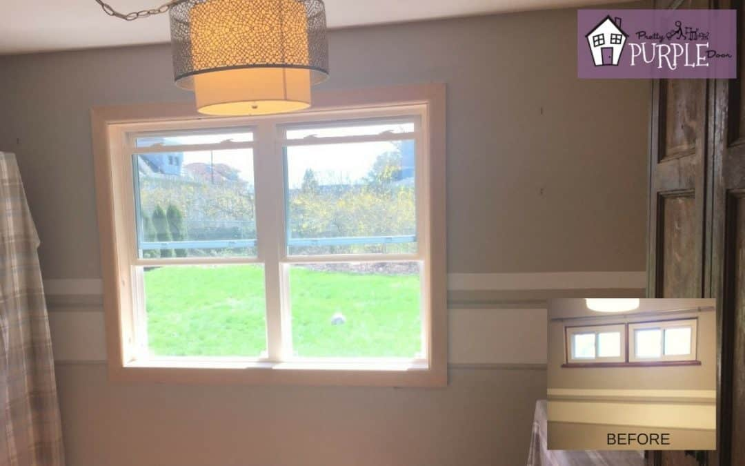 The cheapest way to enlarge your windows