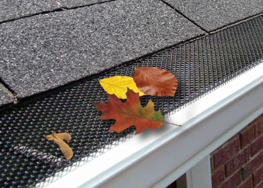 InvisaFlow Metal Lock-In Gutter Guard