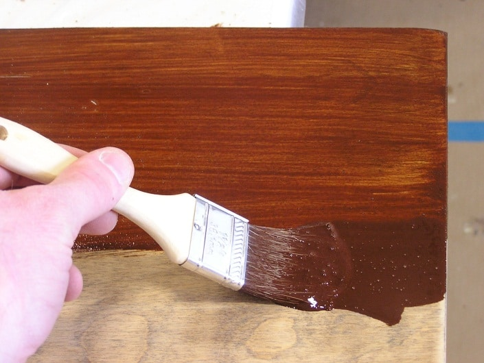 Minwax American Chestnut Stain