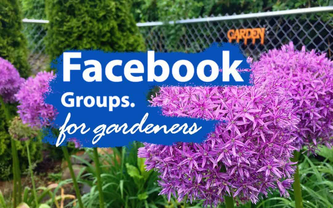 Facebook gardening and landscaping groups