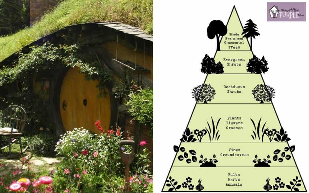 The Garden Pyramid for Planting Success