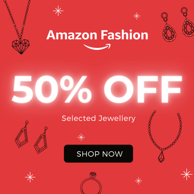 Amazon Jewellery Sale