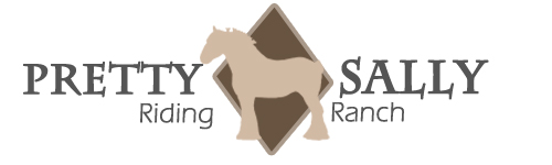 Pretty Sally Riding Ranch Logo