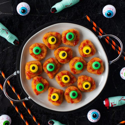 15 Halloween Party Finger Foods Kids Will Love