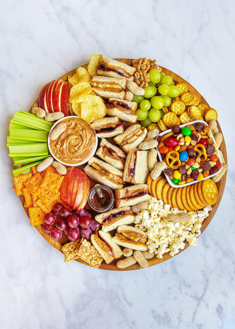 21 Kid-Friendly Charcuterie Boards You Need to Make - Pretty Sweet Printables