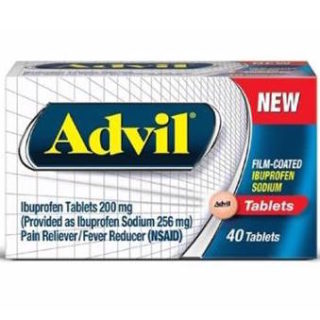 Free Sample of Advil Film Coated Tablets   PrettyThrifty.com