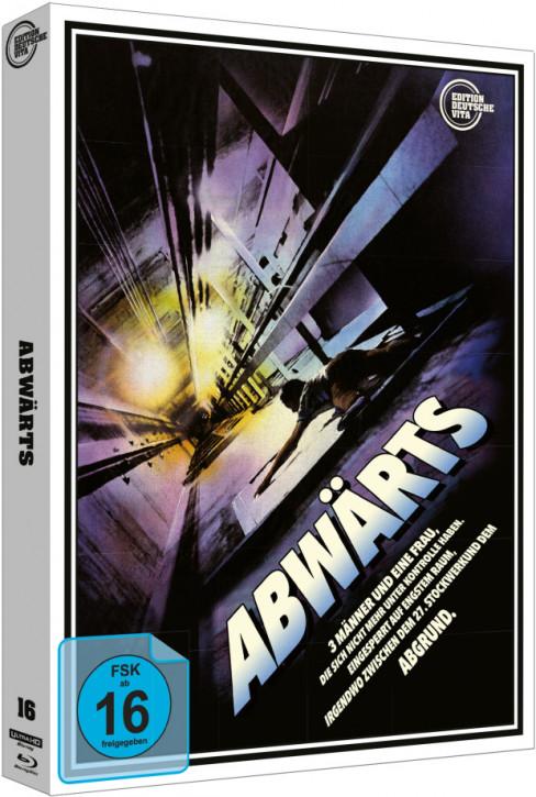 Abwärts - Cover B auf 500 Stück - EDITION DEUTSCHE VITA (4K Ultra HD) 2D)