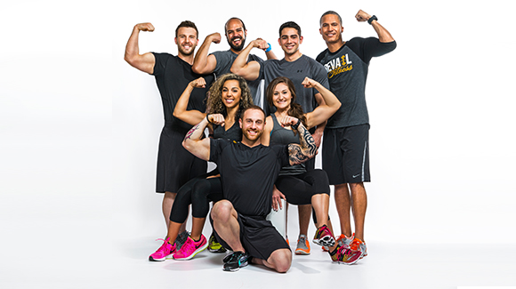 personal training trinity groves