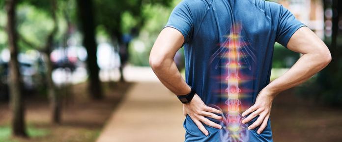 Back pain and running