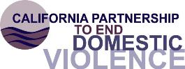 California Partnership to End Domestic Violence