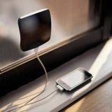 Cargador Solar de ventana para móvil