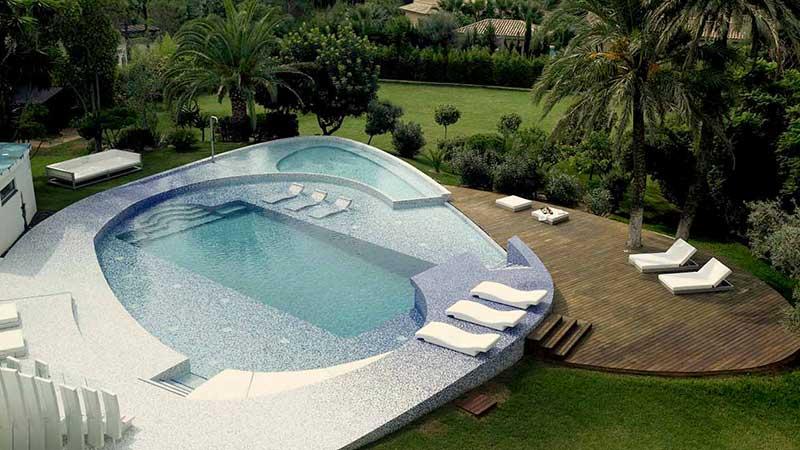 Permessi per costruire una piscina interrata e
