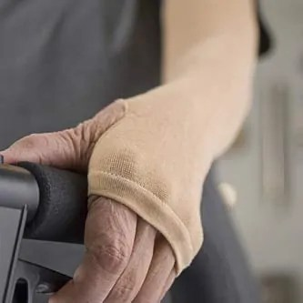 Geri Glove Arm Protection