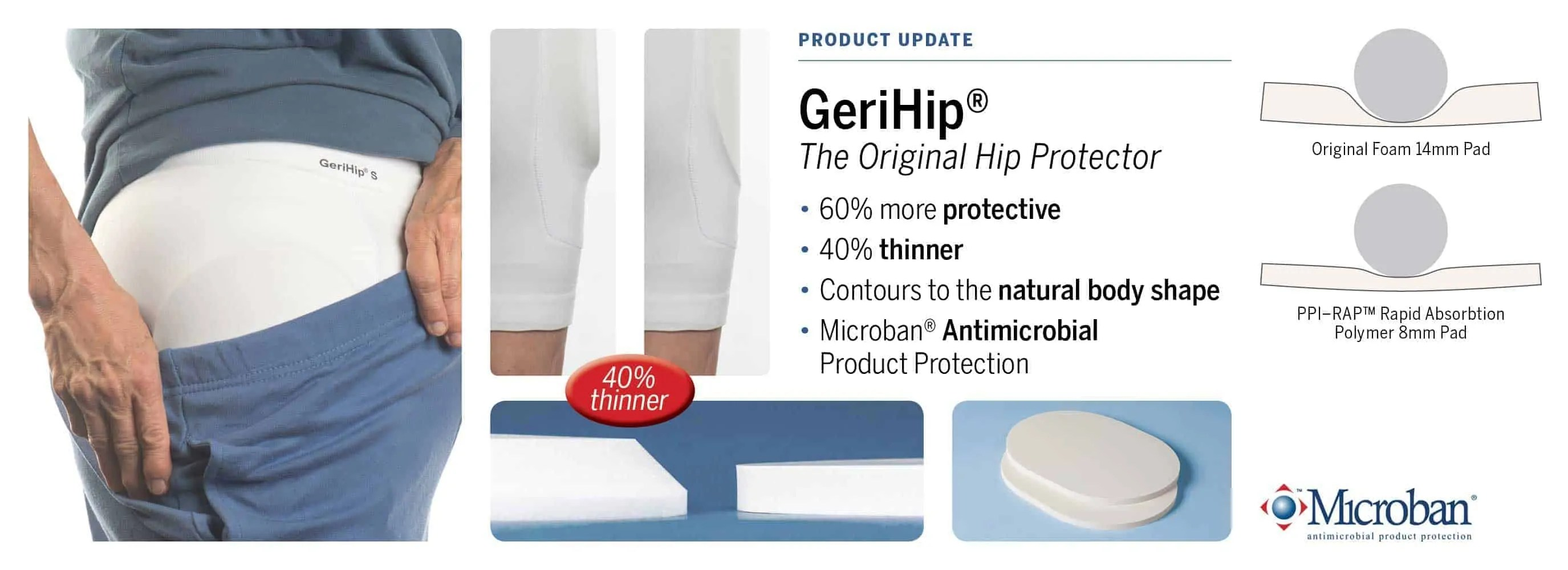 Geri Hip Product Overview