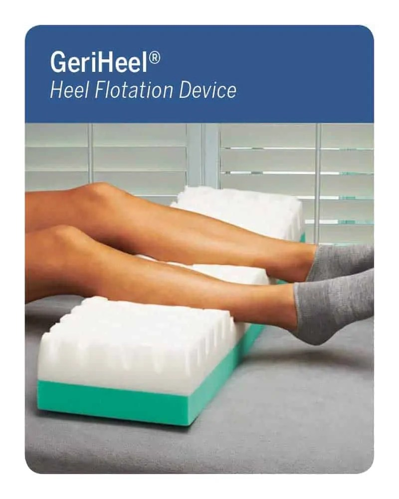 Geri Heel Flotation Device