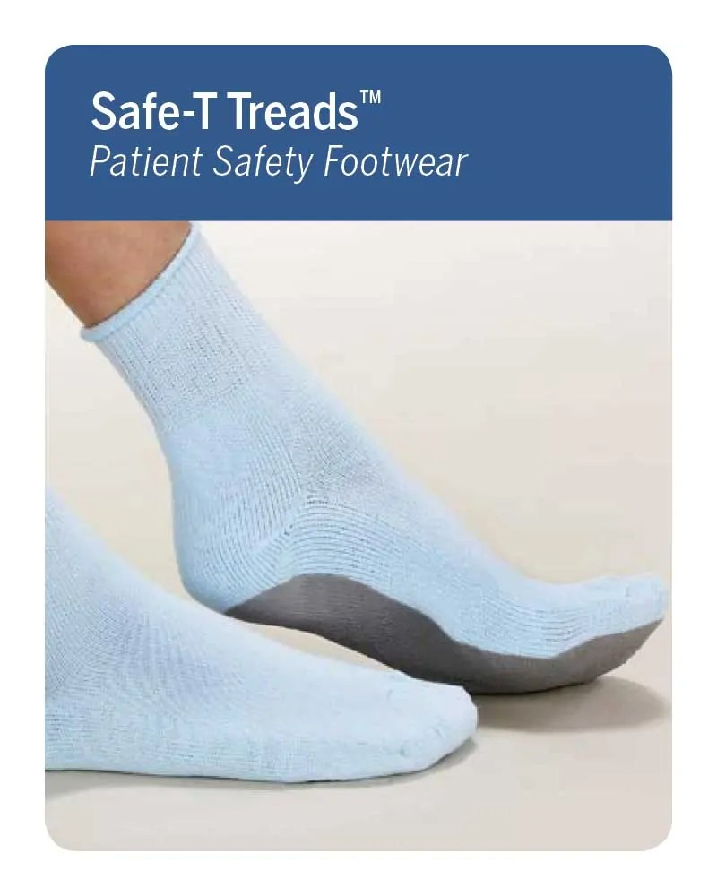 Safe-T Treads Footwear