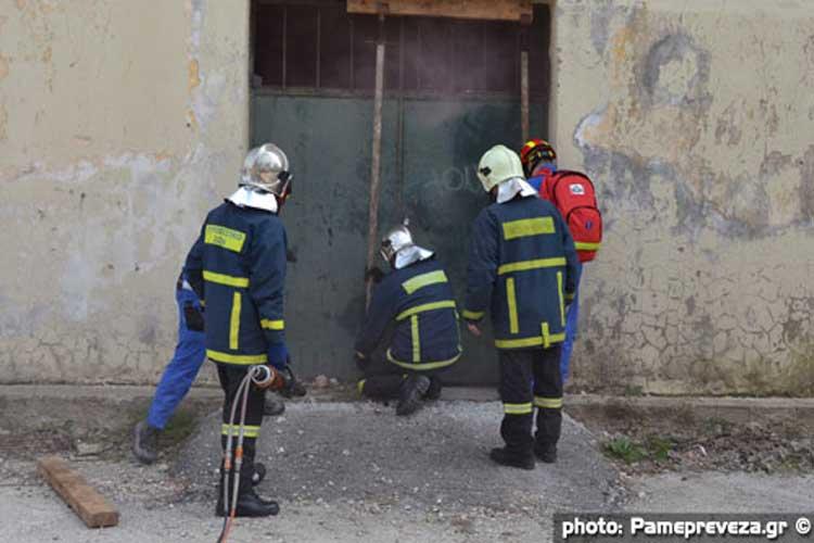 Άσκηση ετοιμότητας από την Πυροσβεστική της Πρέβεζας την Πέμπτη_5e06850690899.jpeg