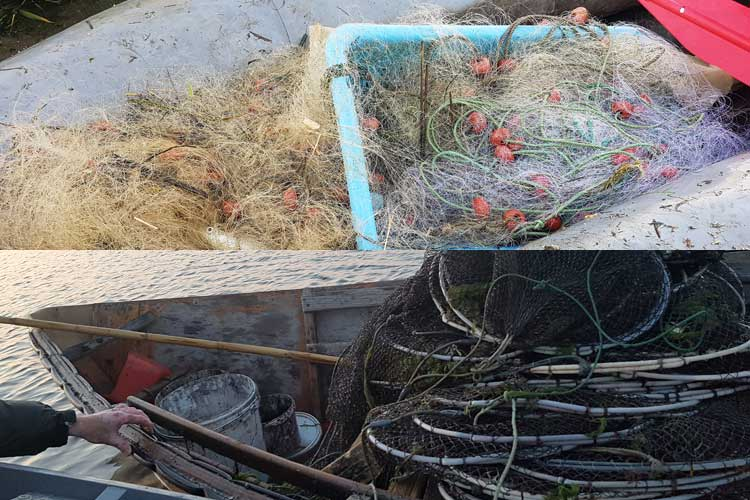 Εντοπίστηκαν αλιείς να ψαρεύουν με απαγορευμένα μέσα στον Αμβρακικό_5e067b7b14879.jpeg
