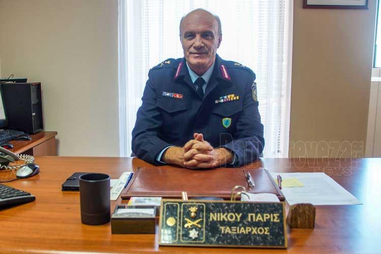 Πάρις Νίκου: Νιώθω υπερήφανος που υπηρέτησα στην Διεύθυνση Αστυνομίας Πρέβεζας_5e06629d2a97c.jpeg