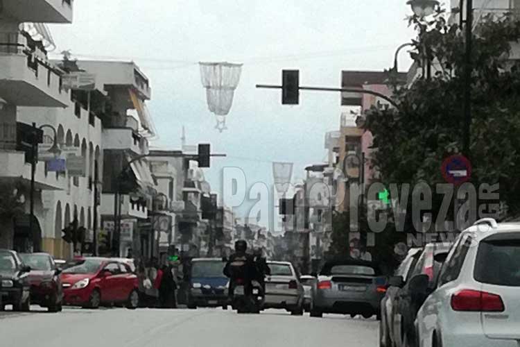 Πρέβεζα: Δεύτερη μέρα εκτός λειτουργίας οι φωτεινοί σηματοδότες στην Λ. Ειρήνης_5e067e2b4e270.jpeg