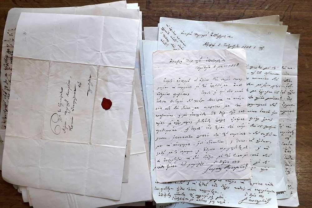 Πρέβεζα: Ένα σημαντικό οικογενειακό αρχείο του 19ου αιώνα ψηφιοποιείται από το Τμήμα ΓΑΚ Πρέβεζας