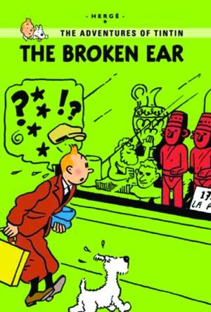 TINTIN YOUNG READERS ED GN BROKEN EAR