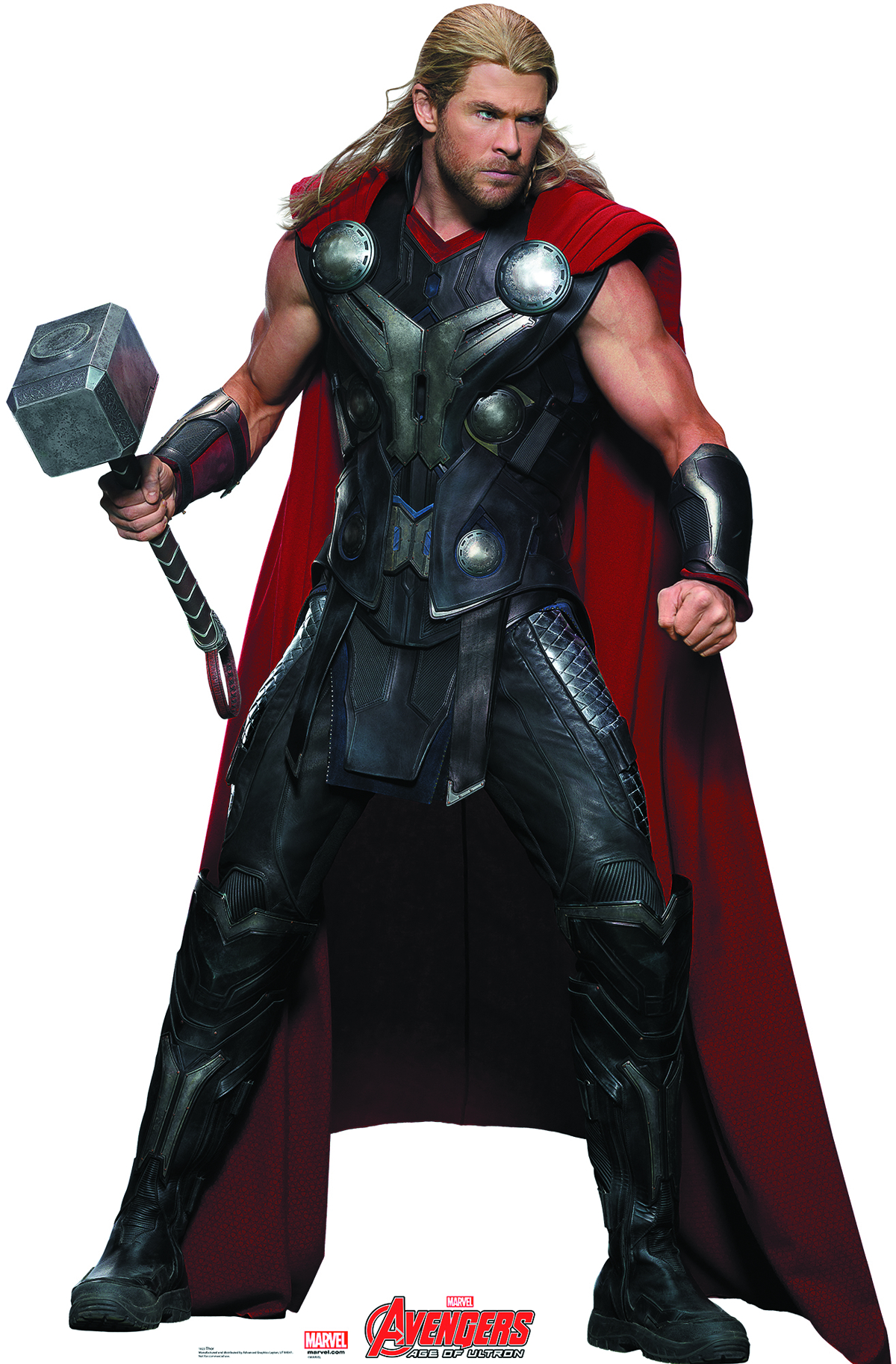 MAY152682 AVENGERS AGE OF ULTRON THOR LIFE SIZE STANDUP