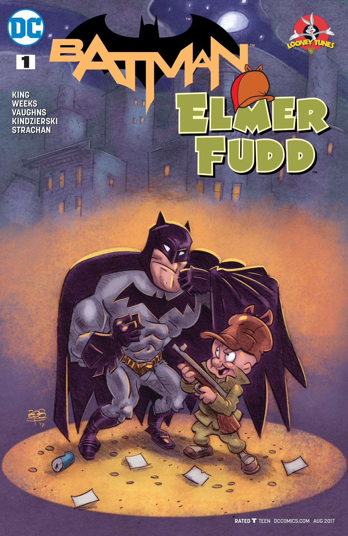 Batman Special 1 Elmer Fudd