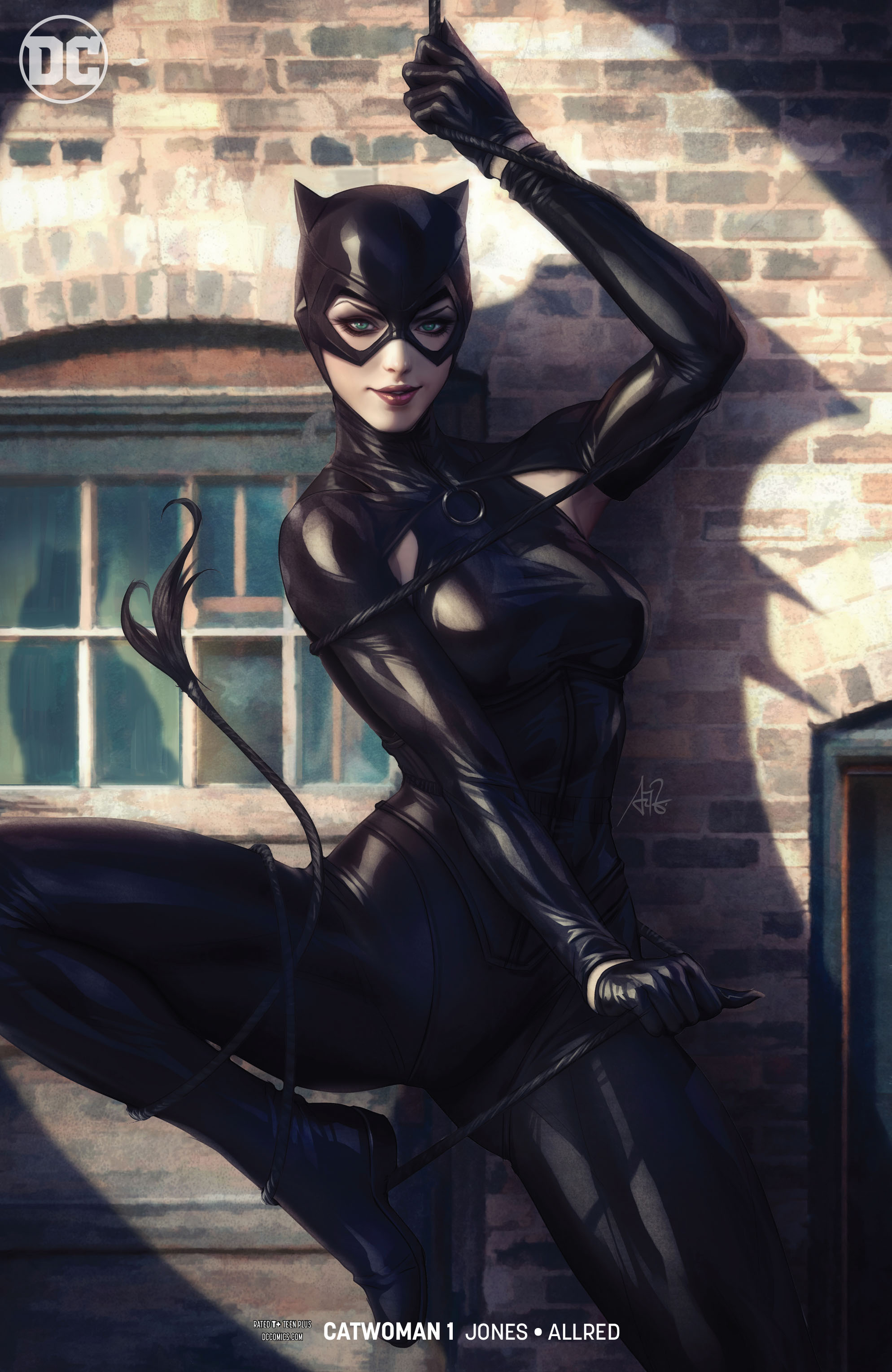 MAY180457 CATWOMAN 1 VAR ED Previews World