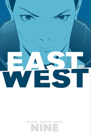 EAST OF WEST TP VOL 09 [#39-42]