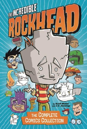 INCREDIBLE ROCKHEAD COMPLETE COLLECTION GN