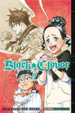BLACK CLOVER GN VOL 09