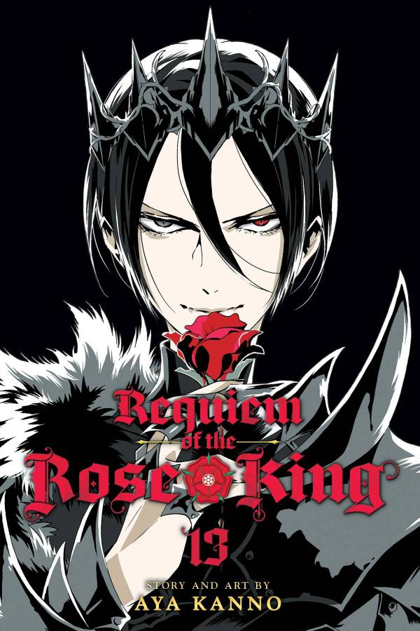 REQUIEM OF THE ROSE KING GN VOL 13