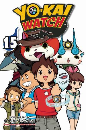 YO-KAI WATCH GN VOL 15