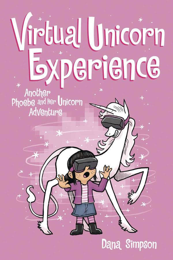 PHOEBE & HER UNICORN GN VOL 12 VIRTUAL UNICORN EXPERIENCE