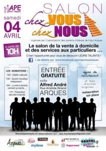 """Salon Chez Vous, Chez Nous"""""""
