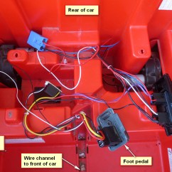 Modified Power Wheels Wiring Diagram Les Paul Modern Solved: Kid Trax Cooper S 12v Now Blows Fuses - Modifiedpowerwheels.com