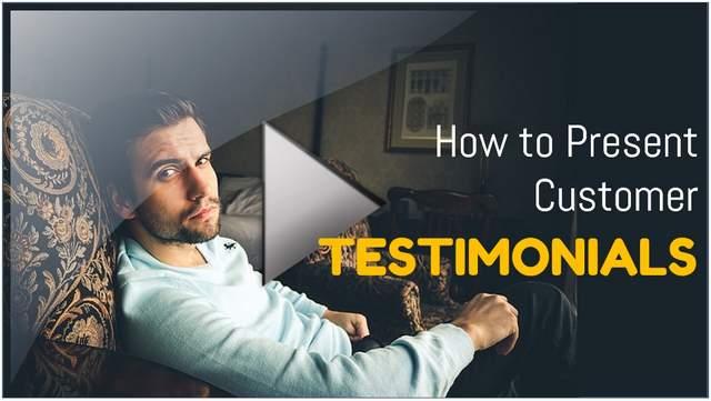 Better way to Design PowerPoint slides with Testimonials
