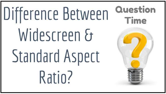 Should I Use Widescreen or Standard PowerPoint Aspect Ratio?